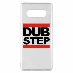 Чехол для Samsung Note 8 Dub Step - FatLine