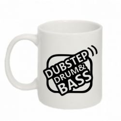Кружка 320ml DubStep Drum&Bass