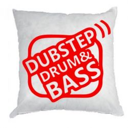 Подушка DubStep Drum&Bass - FatLine