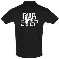 Футболка Поло DubStep Logo