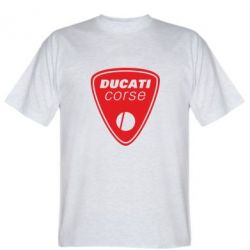 Мужская футболка Ducati Corse - FatLine