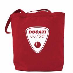 Сумка Ducati Corse - FatLine