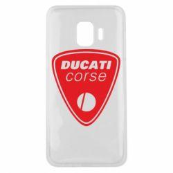 Чехол для Samsung J2 Core Ducati Corse