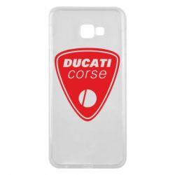Чехол для Samsung J4 Plus 2018 Ducati Corse