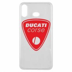 Чехол для Samsung A6s Ducati Corse