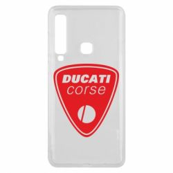 Чехол для Samsung A9 2018 Ducati Corse