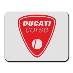 Коврик для мыши Ducati Corse - FatLine