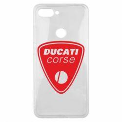 Чехол для Xiaomi Mi8 Lite Ducati Corse
