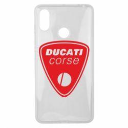 Чохол для Xiaomi Mi Max 3 Ducati Corse