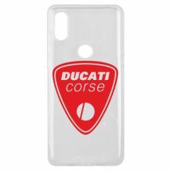 Чохол для Xiaomi Mi Mix 3 Ducati Corse