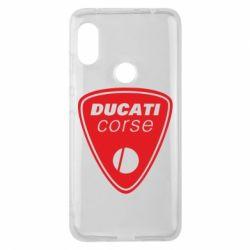Чохол для Xiaomi Redmi Note Pro 6 Ducati Corse