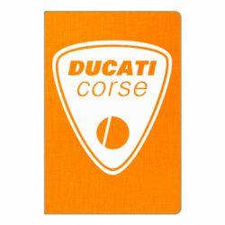 Блокнот А5 Ducati Corse