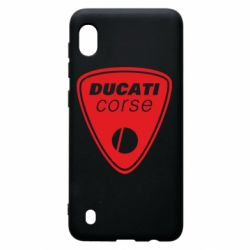 Чехол для Samsung A10 Ducati Corse