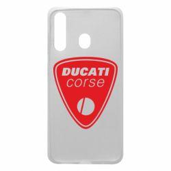 Чехол для Samsung A60 Ducati Corse
