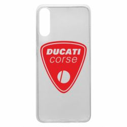Чехол для Samsung A70 Ducati Corse