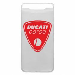 Чехол для Samsung A80 Ducati Corse