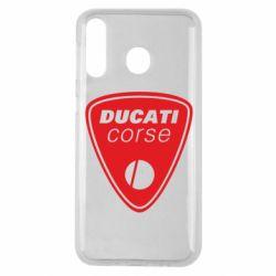 Чехол для Samsung M30 Ducati Corse