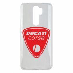 Чохол для Xiaomi Redmi Note 8 Pro Ducati Corse