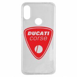 Чохол для Xiaomi Redmi Note 7 Ducati Corse
