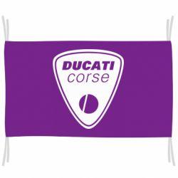 Флаг Ducati Corse