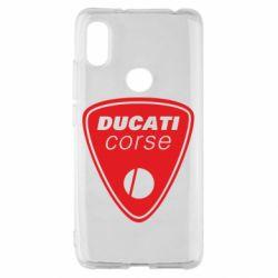 Чохол для Xiaomi Redmi S2 Ducati Corse