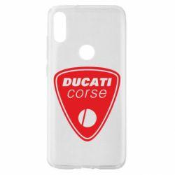 Чехол для Xiaomi Mi Play Ducati Corse