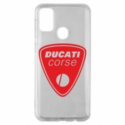 Чехол для Samsung M30s Ducati Corse