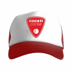 Кепка-тракер Ducati Corse - FatLine