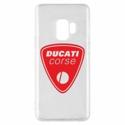 Чехол для Samsung S9 Ducati Corse