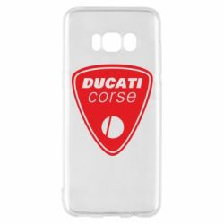 Чехол для Samsung S8 Ducati Corse