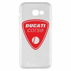 Чехол для Samsung A5 2017 Ducati Corse