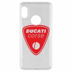 Чохол для Xiaomi Redmi Note 5 Ducati Corse