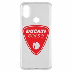 Чехол для Xiaomi Mi A2 Ducati Corse