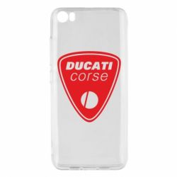 Чехол для Xiaomi Mi5/Mi5 Pro Ducati Corse