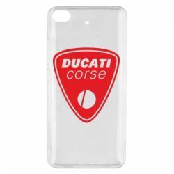 Чехол для Xiaomi Mi 5s Ducati Corse