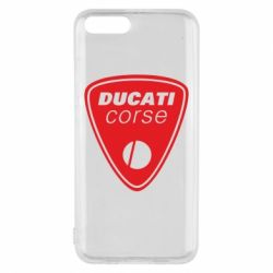 Чехол для Xiaomi Mi6 Ducati Corse