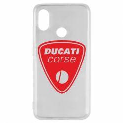 Чехол для Xiaomi Mi8 Ducati Corse
