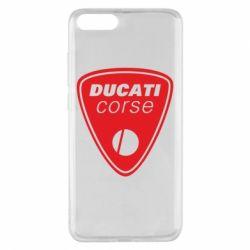 Чохол для Xiaomi Mi Note 3 Ducati Corse
