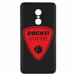 Чохол для Xiaomi Redmi Note 4x Ducati Corse