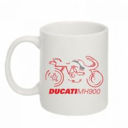 Кружка 320ml Ducati MH900 - FatLine