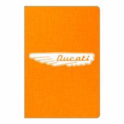 Блокнот А5 Ducati Motors