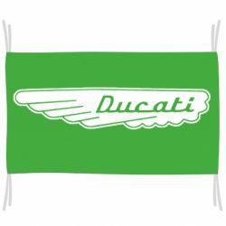 Прапор Ducati Motors