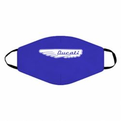 Маска для обличчя Ducati Motors