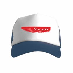 Дитяча кепка-тракер Ducati Motors