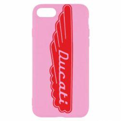 Чохол для iPhone 7 Ducati Motors