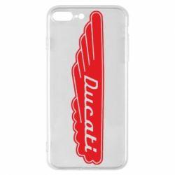 Чехол для iPhone 7 Plus Ducati Motors