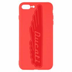 Чехол для iPhone 8 Plus Ducati Motors