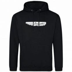 Мужская толстовка Ducati Motors - FatLine