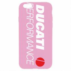 Чохол для iPhone 6/6S Ducati Perfomance