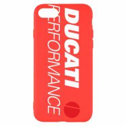 Чохол для iPhone 7 Ducati Perfomance